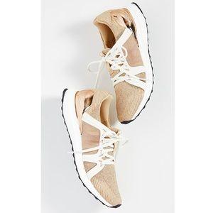 Adidas by Stella McCartney Ultra Boost in Gold